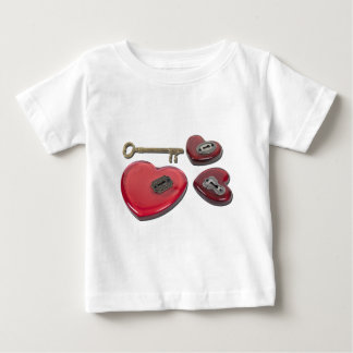 WhichHeartUnlock071611 Baby T-Shirt