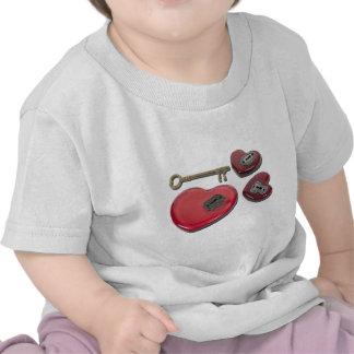 WhichHeartUnlock071611 Camiseta