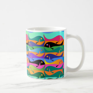 'WhichWay' Coffee Mugs