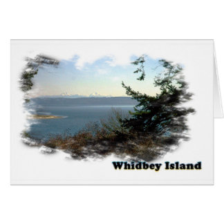 Whidbey Island scenery Greeting Card