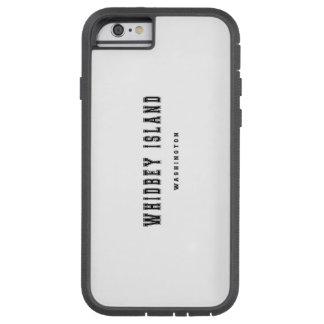 Whidbey Island Washington Tough Xtreme iPhone 6 Case