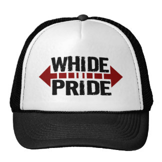 Whide Pride - For Big Boys n Girls Hat