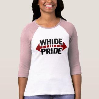 Whide Pride - For Big Boys n' Girls T-Shirt