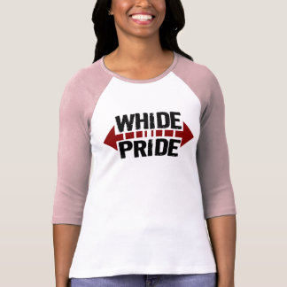 Whide Pride - For Big Boys n' Girls T-shirts