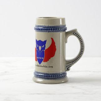 Whig moderno Stein Jarra De Cerveza