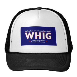 Whig Party Trucker Hat