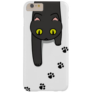 < While (clo) cat passing > The cat passing Barely There iPhone 6 Plus Case