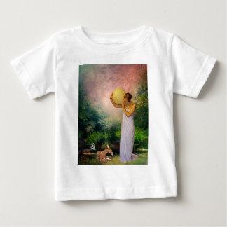 WHILE HANGING THE JAPANESE LANTERN.jpg Baby T-Shirt