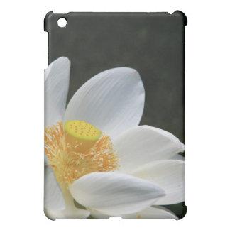 While Lotus iPad Mini Cover