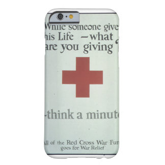 -While_someone_gives_his_Propaganda Poster Barely There iPhone 6 Case