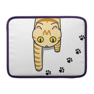 < While (tora) cat passing > The cat passing MacBook Air Sleeve