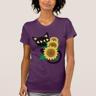 Whim with Sunflower T-Shirt