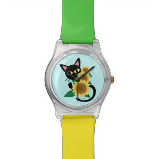 Whim with Sunflower Watch