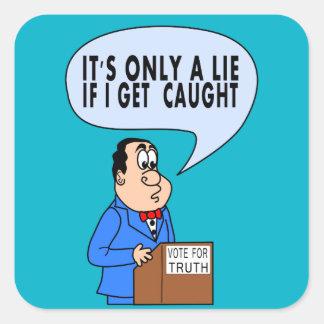 Whimscial Political Sticker