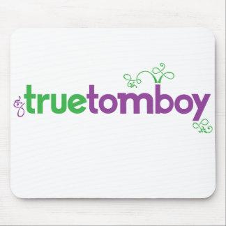 Whimsen True Tomboy Mouse Pad