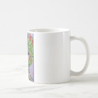 Whimsey Hair. Coffee Mug