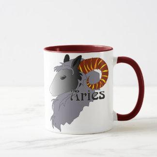 Whimsical Aries Mugs
