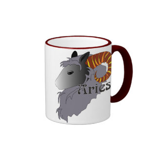 Whimsical Aries Mugs