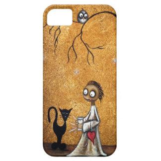 Whimsical Art Creeper Art Phone Case