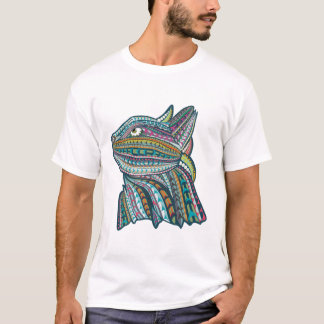 Whimsical Artistic Cat Shirt By Franz Israel