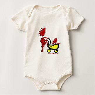Whimsical Baby Bodysuit