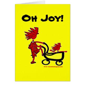 Whimsical Baby Card