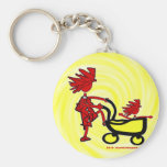Whimsical Baby Keychains