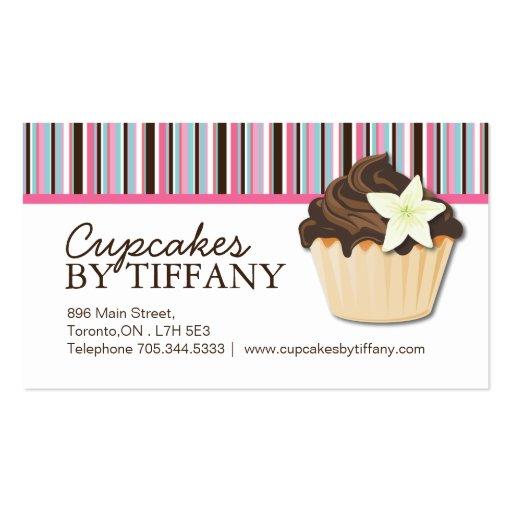 bakery business card templates page27 bizcardstudio. Black Bedroom Furniture Sets. Home Design Ideas