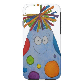 Whimsical Birthday Hat It's My Birthday Cute Gift iPhone 7 Case