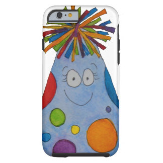 Whimsical Birthday Hat It's My Birthday Cute Gift Tough iPhone 6 Case