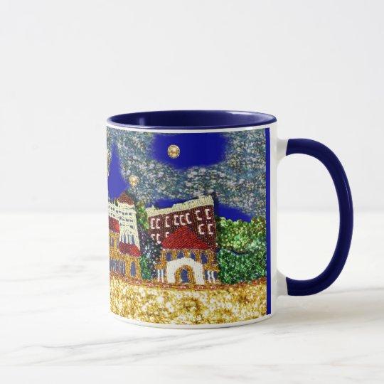 Whimsical Bondi Beach Mug