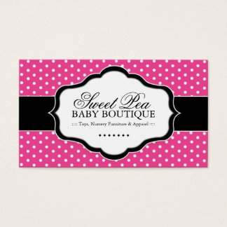 Whimsical Boutique Business Cards