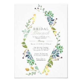 Whimsical Bridal Brunch | Invite
