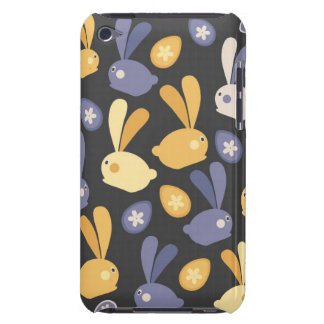 Whimsical Bunnies Decor iPod Case Barely There iPod Covers