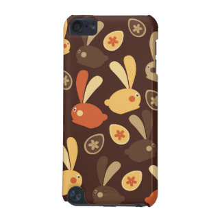 Whimsical Bunnies Decor iPod Case iPod Touch (5th Generation) Cover