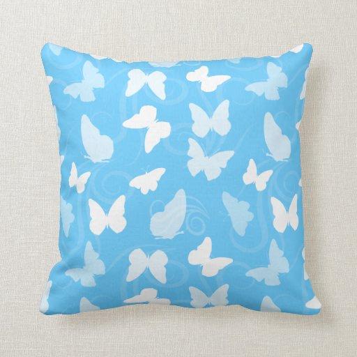 Whimsical Butterflies Pillows