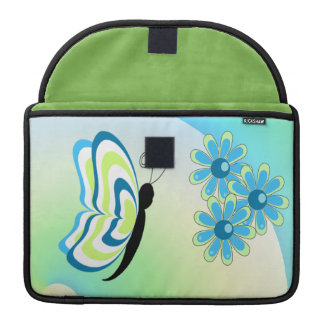 Whimsical Butterfly MacBook Pro Sleeve