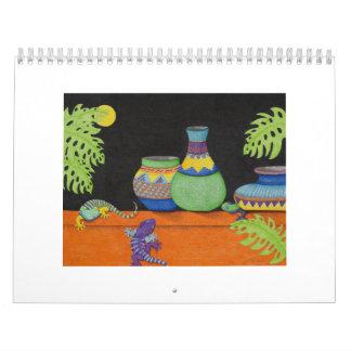 Whimsical Calendar