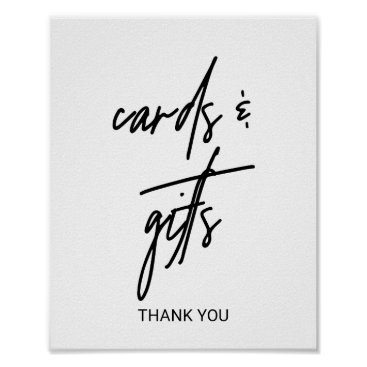 Art Themed Whimsical Calligraphy Cards and Gifts Sign