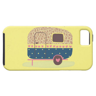 Whimsical Camp Trailer iPhone SE/5/5s Case