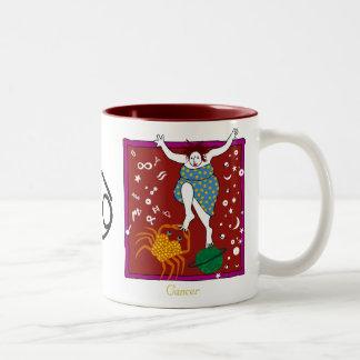 Whimsical Cancer Mug