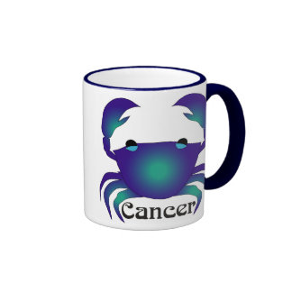 Whimsical Cancer Mugs