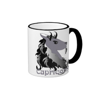 Whimsical Capricorn Mugs