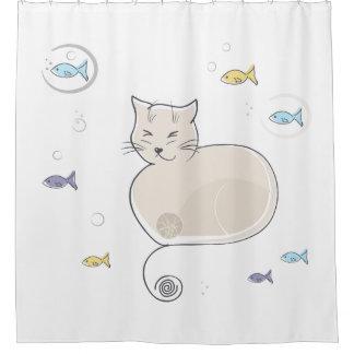Cute Pet Shower Curtains Zazzle