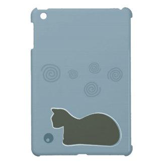 Whimsical Cat iPad Mini Case