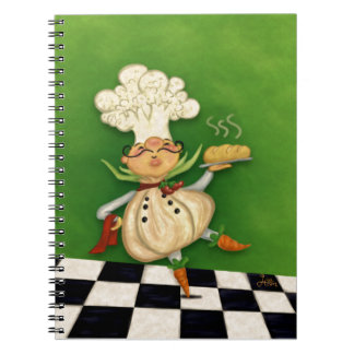 Whimsical Chef Journals