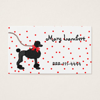 Whimsical Children's Calling Card