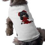 whimsical CHINA DOLL Pet Clothing