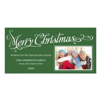 WHIMSICAL CHRISTMAS | HOLIDAY PHOTO CARD