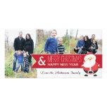 Whimsical Christmas Photo Card Photo Card Template